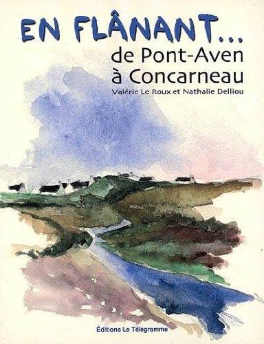 9782848331515: En Flanant... de Pont-Aven a Concarneau