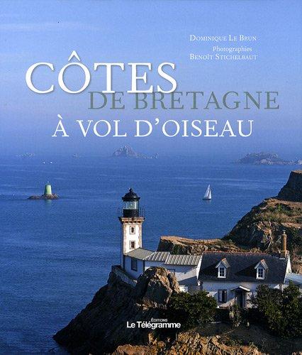 9782848332284: Côtes de Bretagne à vol d'oiseau