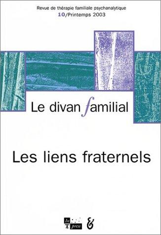 Divan familial (Le), n. 10: Collectif