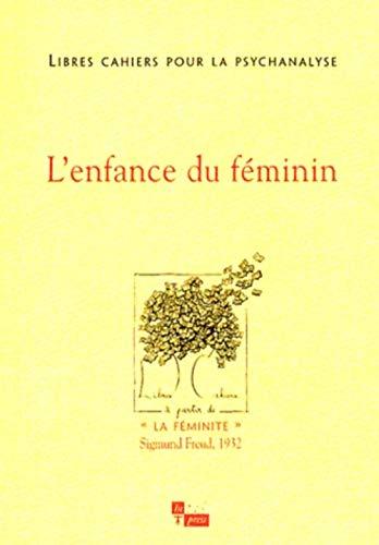 Enfance au féminin (L'), no 08: Collectif