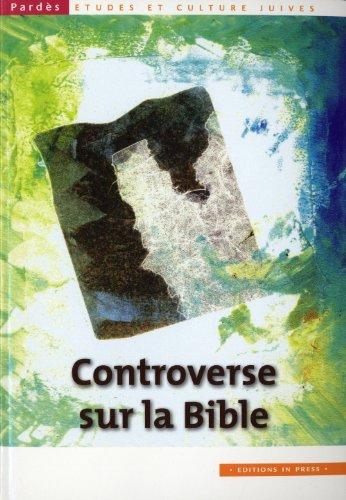 controverse sur la bible