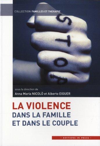 Violence dans la famille et dans le couple: Nicolo, Anna Maria
