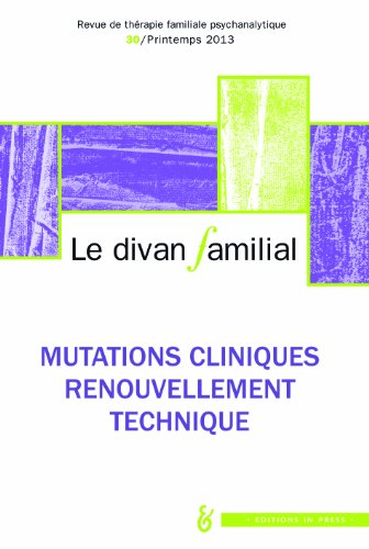 Divan familial (Le), no 30: Collectif