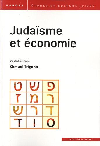 Judaïsme et économie: Trigano, Shmuel
