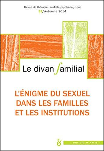 Divan familial (Le), no 33: Collectif