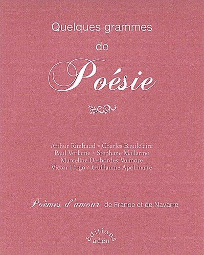 Quelques Grammes De Poésie By Arthur Rimbaud Charles
