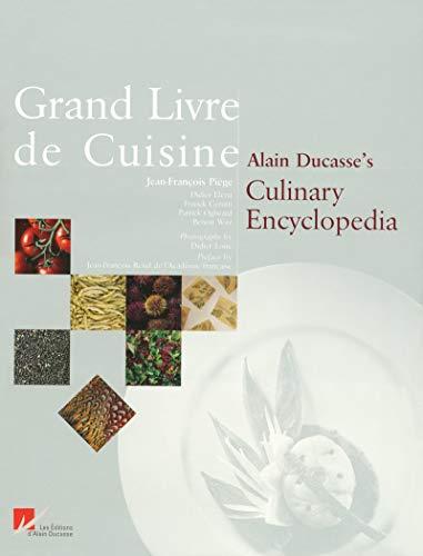 Grand Livre De Cuisine: Ducasse, Alain