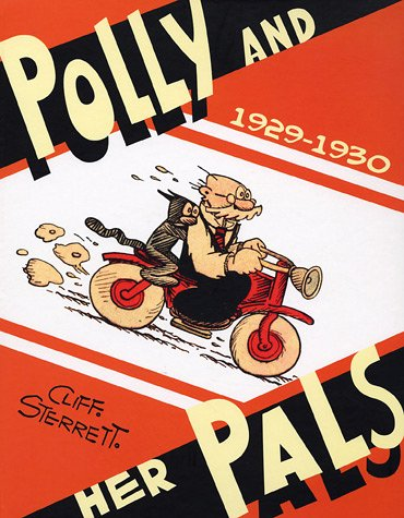 POLLY AND HER PALS, 1929-1930. - STERRETT CLIFF