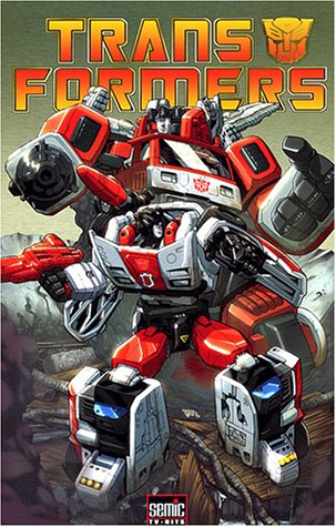 9782848570341: Transformers, Tome 1 :