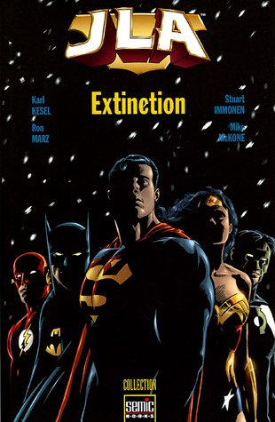 9782848571171: JLA Nouvel ordre mondial : Extinction