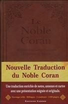 9782848620756: Le Noble Coran : Edition bilingue français-arabe