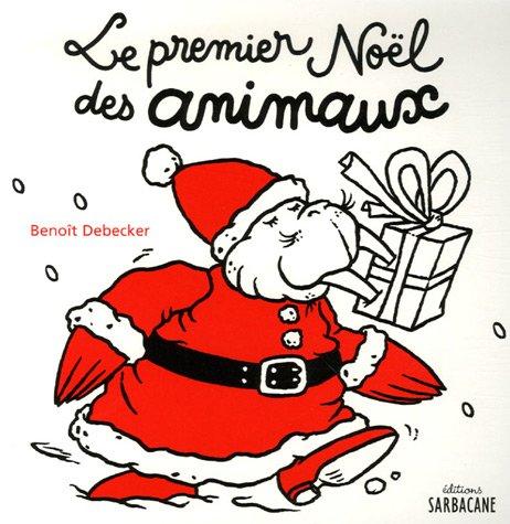 9782848651446: Le premier Noël des animaux