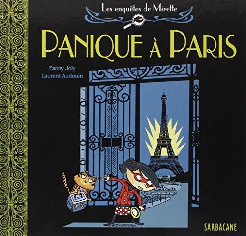 9782848651989: Les enquêtes de Mirette : Panique à Paris
