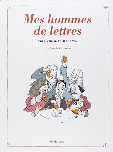9782848652337: Mes hommes de lettres (French Edition)