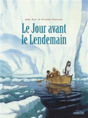 9782848652467: Le Jour avant le Lendemain