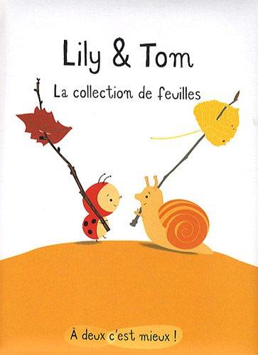 9782848653020: Lily & Tom : La collection de feuilles