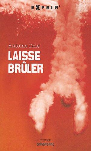 9782848653532: Laisse brûler (French Edition)