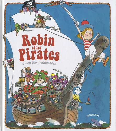 9782848653938: Robin et les Pirates (French Edition)