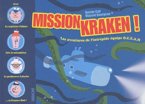 9782848654188: Mission Kraken ! (French Edition)
