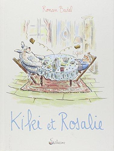 9782848655659: Kiki et Rosalie