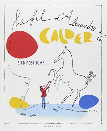9782848655888: Le fil d'Alexandre Calder