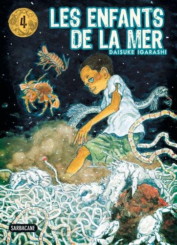 9782848656397: Les enfants de la mer t.4