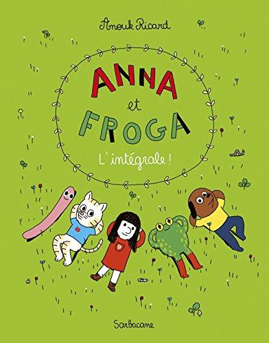 9782848657417: Anna et Froga, Intégrale :