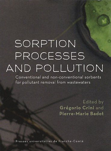 SORPTION PROCESSES AND POLLUTION. CONVENTIONAL AND NON-CONVENTIONAL: BADOT PIERRE-MARIE,