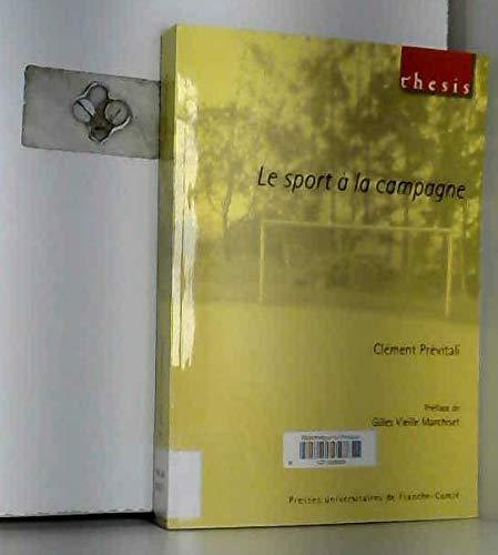 9782848675022: Le Sport a la Campagne
