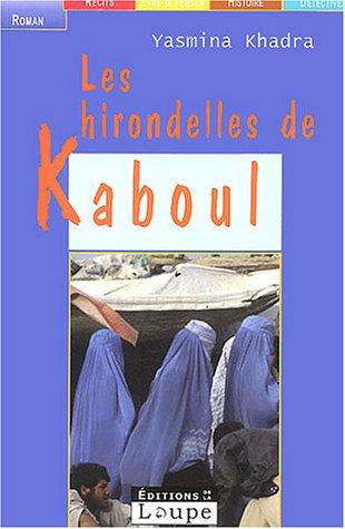 9782848680200: Les hirondelles de kaboul (Roman)