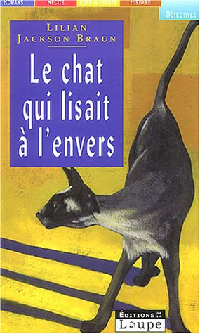 9782848680231: Le chat qui lisait à l'envers (French Edition)