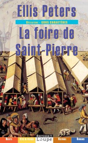 9782848680422: La foire de Saint Pierre (French Edition)