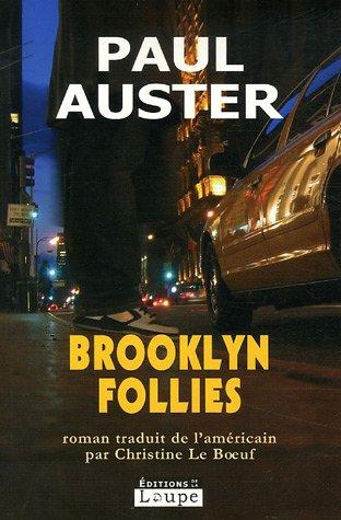 Brooklin follies: Auster, Paul