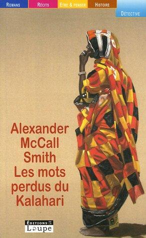 9782848681269: Les mots perdus du Kalahari (French Edition)