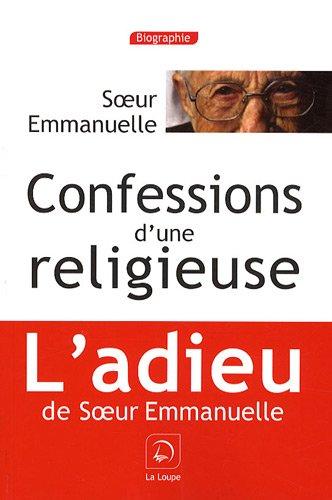 9782848682556: confessions d'une religieuse