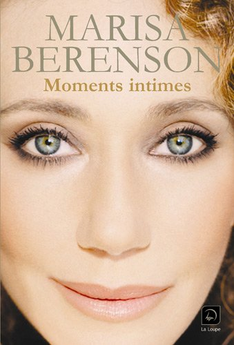 9782848683362: Moments intimes (French Edition)