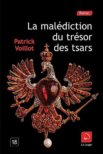 9782848683713: La malédiction du trésor des tsars (Roman)