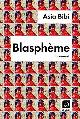9782848683904: Blasph�me (Grands caract�res)
