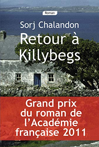9782848683942: Retour à Killybegs (Roman)