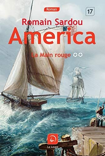 9782848684819: America, la Main Rouge (Grands Caractères)