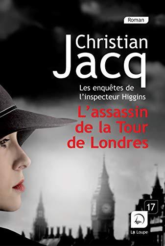 9782848684956: L'assassin de la Tour de Londres (Grands caractères)