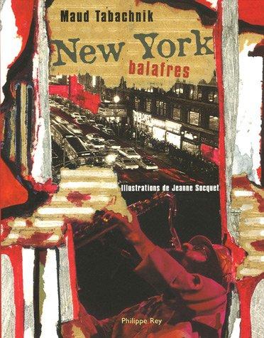 New York balafres: Tabachnik, Maud
