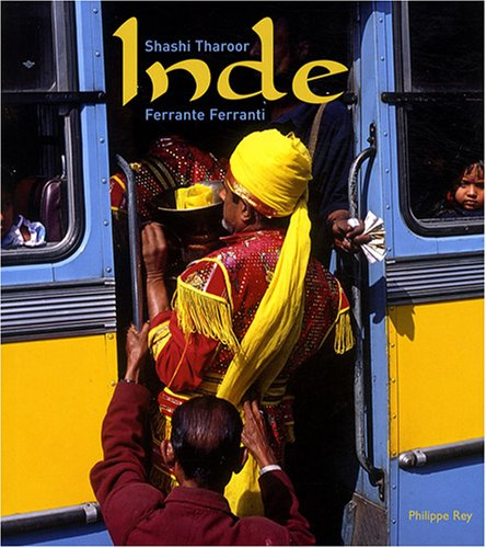 Inde (French Edition): Tharoor, Shashi