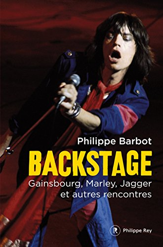 Backstage: Barbot, Philippe