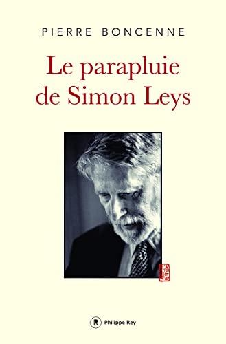 9782848764467: Le parapluie de Simon Leys