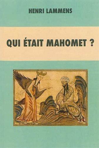 9782848800653: Qui était Mahomet ?