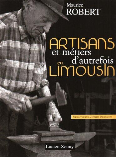9782848862385: Artisans et Metiers d'Autrefois en Limousin