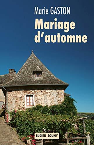 9782848862996: mariage d'automne