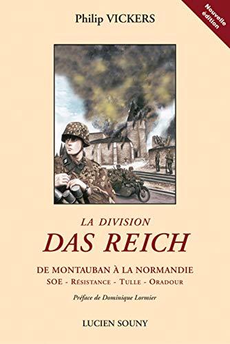 9782848863917: La division Das Reich