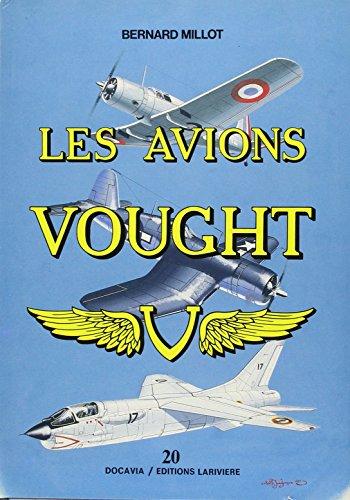 9782848900605: Les avions Vought